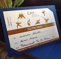 Geschenk-Gutschein